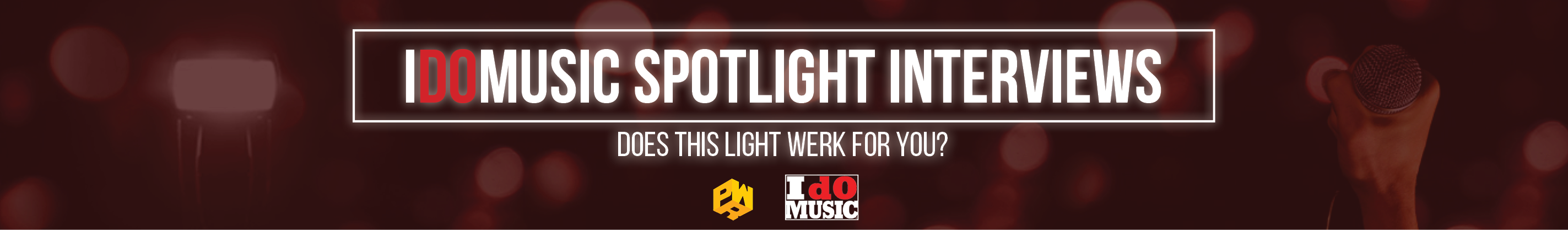IdOMUSIC Spotlight Interview Banner 1