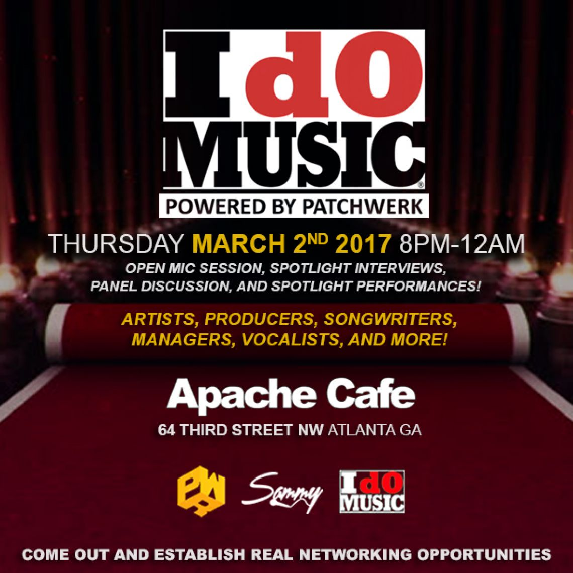 The IdOMUSIC Network and Showcase Event