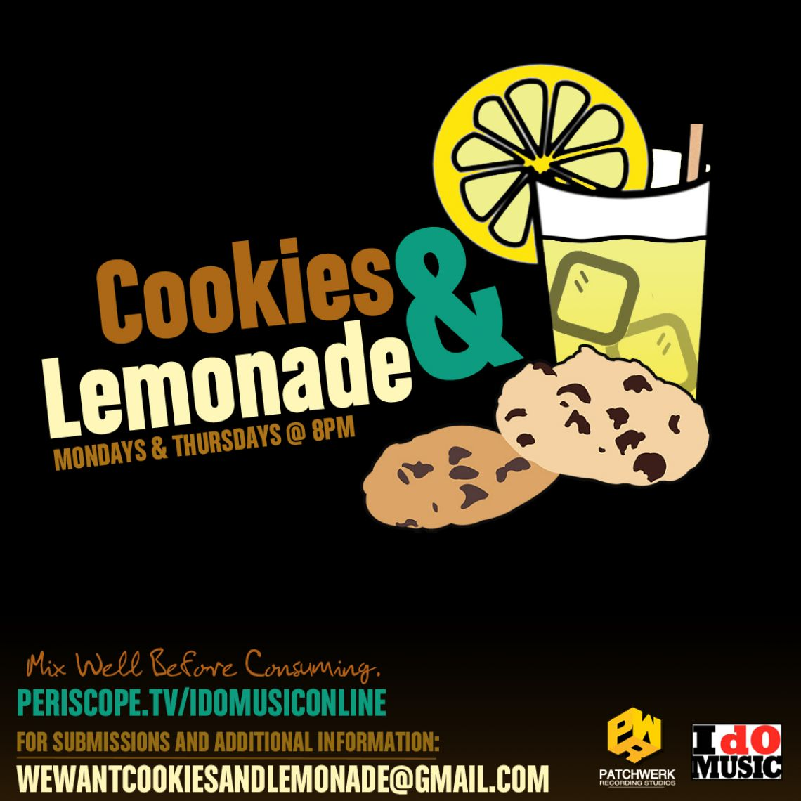 Cookies and Lemonade Online Music Review Show