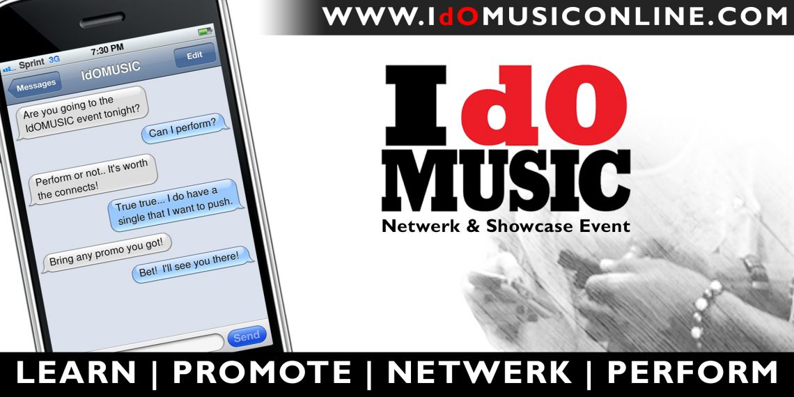 The IdOMUSIC® Network and Showcase Event
