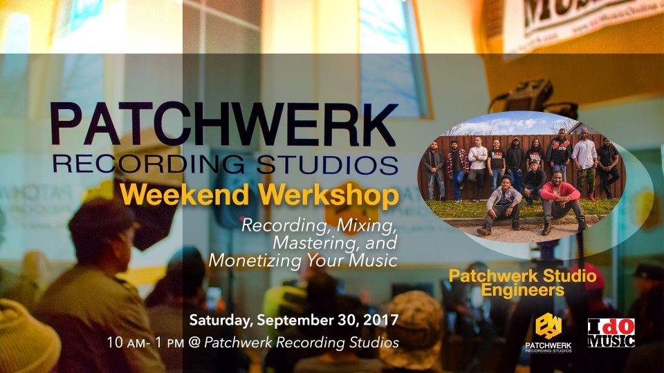 Excited about this upcoming Weekend Werkshop! We got PWR vet Dee Brown back in the building for this one!