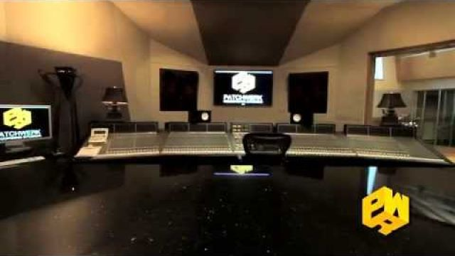 Virtual Tour of Studio 9000 @ Patchwerk Recording Studios