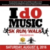 2nd Annual IdOMUSIC® 5K Run/Walk