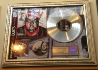 The Notorious B.I.G. Duets: The Final Chapter platinum plaque in Patchwerk Studios