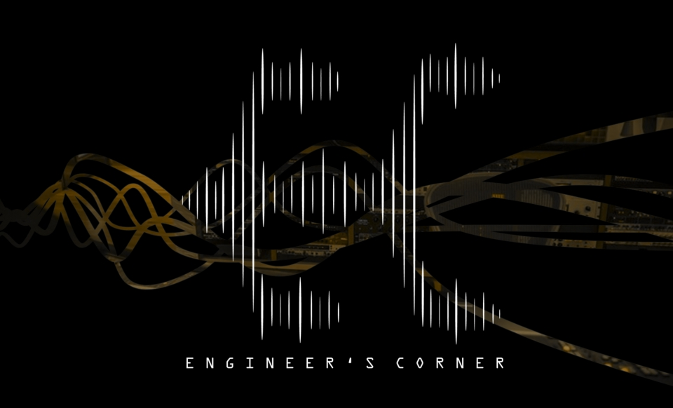 The IdOMUSIC Podcast Presents: The Engineer's Corner