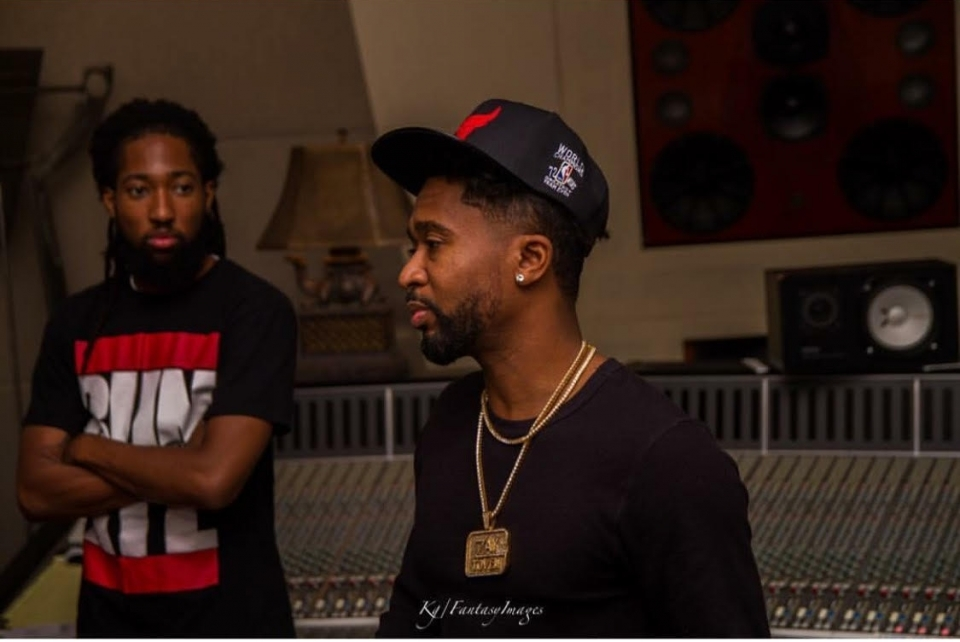Zaytoven Cooking Up At Patchwerk
