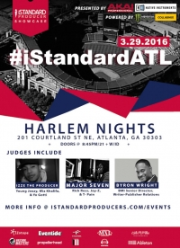 Event Alert: iStandard Producer Showcase Tonight