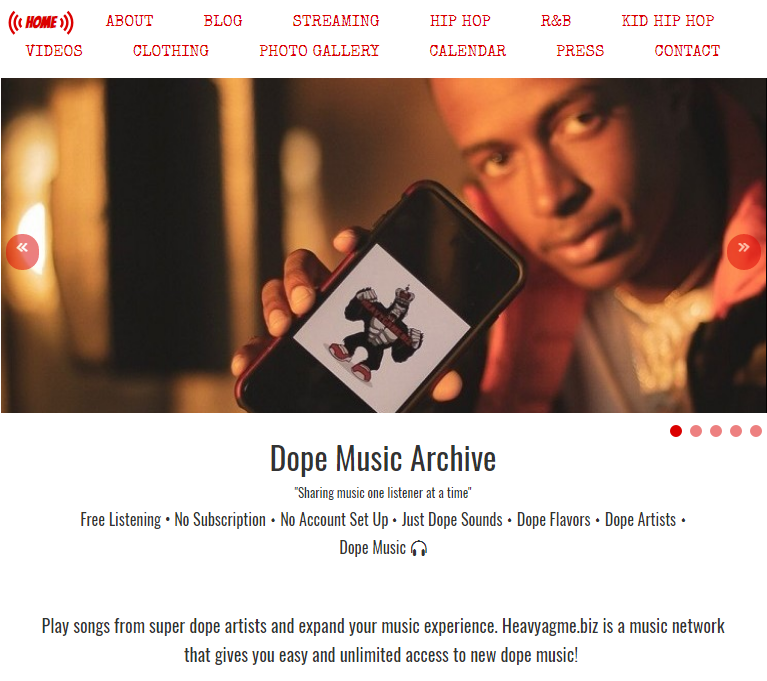 Play songs from super dope artists and expand your music experience www.heavygame.biz is a music network that gives you easy and unlimited access to new dope music! #goreallagrind #heavygamebiz #indielife