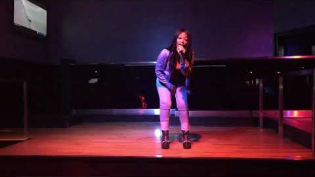 Dreaa Doe- Performing Who I Am at club crucial