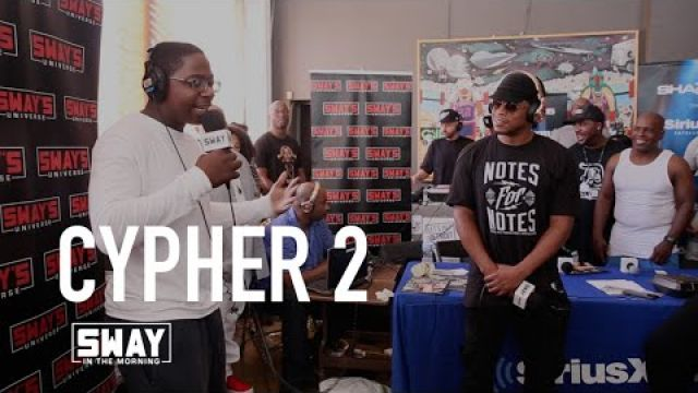 Friday Fire Cypher: Sway in the Morning Detroit Freestyles PT. 2