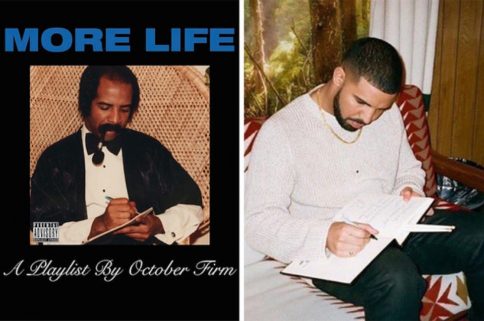 "Album Review: Drake Gets ""Grimey"" with ""More Life"""