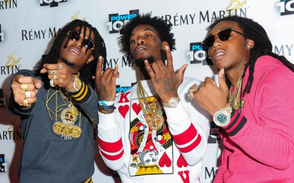 How the Migos are Dominating 2017 Already