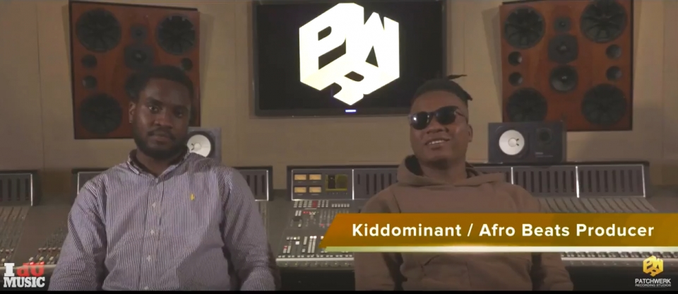 IdOMUSIC International: Spotlight Interview with Kiddominant