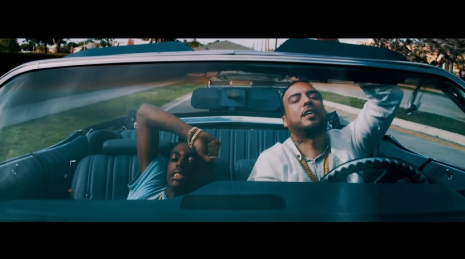Video: French Montana -LockJaw featuring Kodak Black